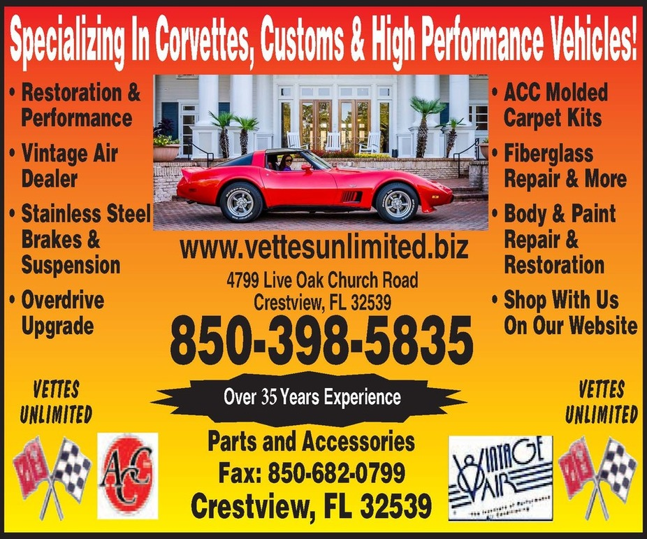 Vettes Unlimited
